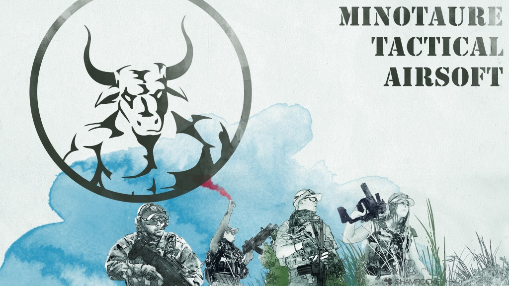 Minotaure Tactical Airsoft