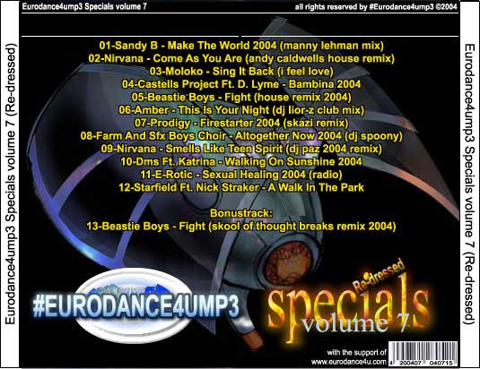 EU4U Special Vol.07