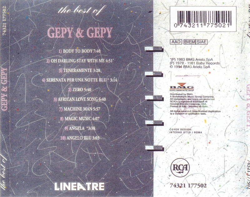 Gepy & Gepy - The Best Of