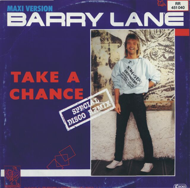 Barry Lane - The 12'' Collection