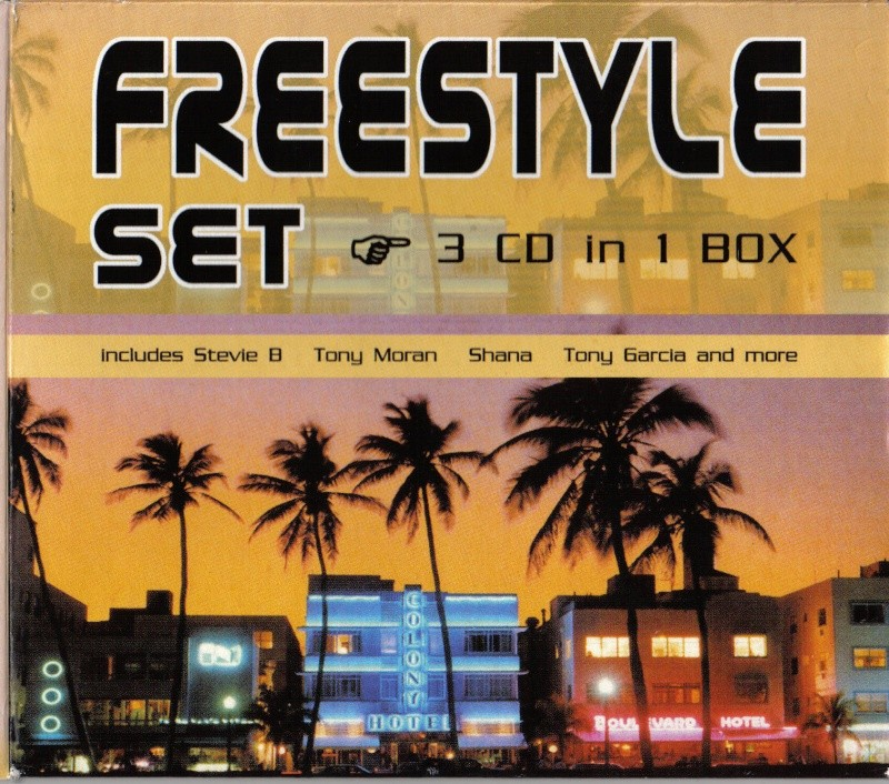 Freestyle Set - 3CD in 1Box