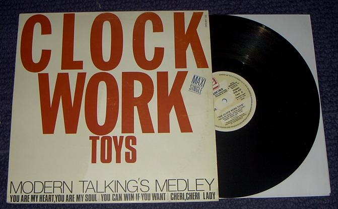 The Clock Work Toys - Modern Talking's Medley
