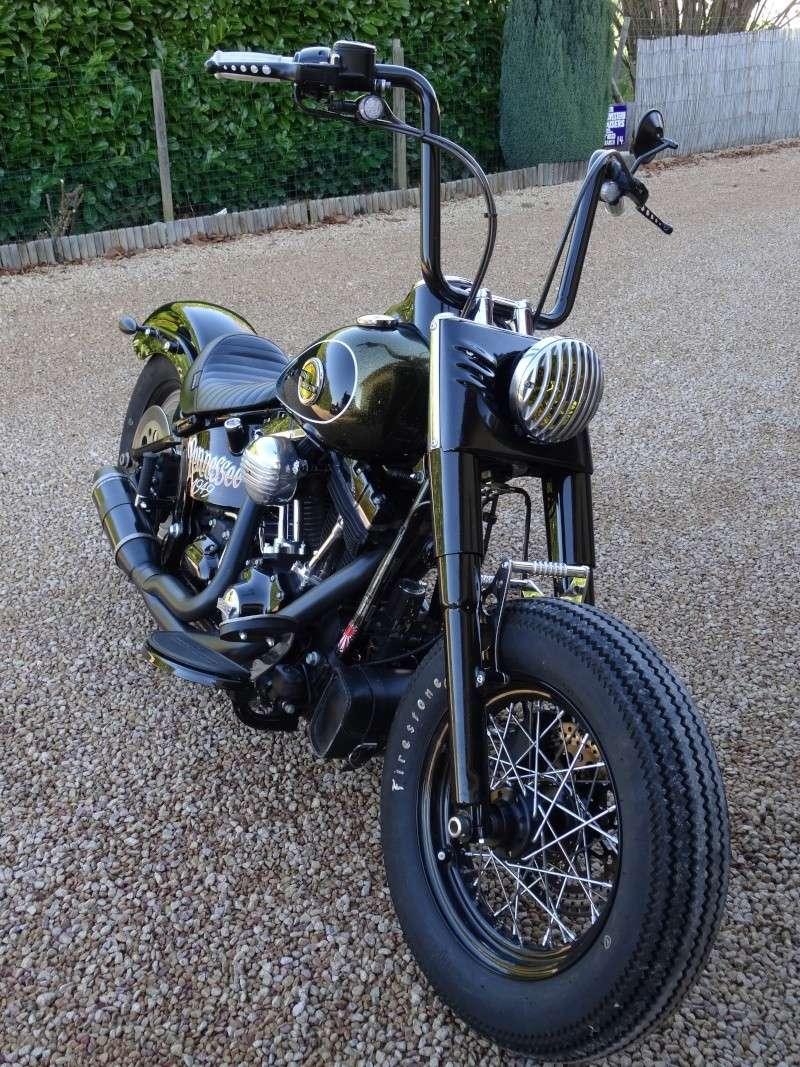 Harley Davidson Sportster Hugger Led Headlights