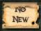 Não há novas mensagens