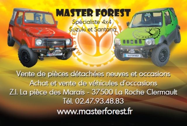 Masterforest