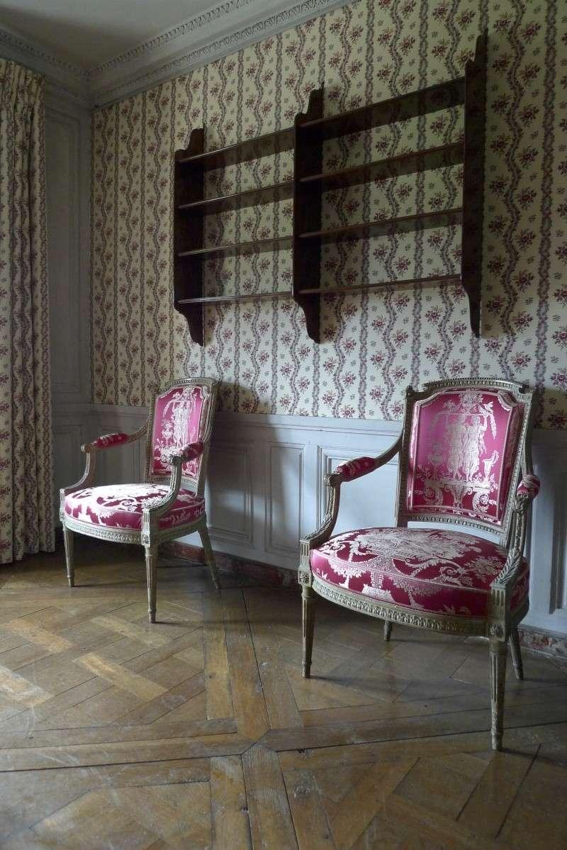 la visite du petit trianon chambre dame d 39 honneur. Black Bedroom Furniture Sets. Home Design Ideas