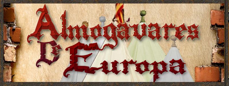 �ndice de ALMOG�VARES DE EUROPA II