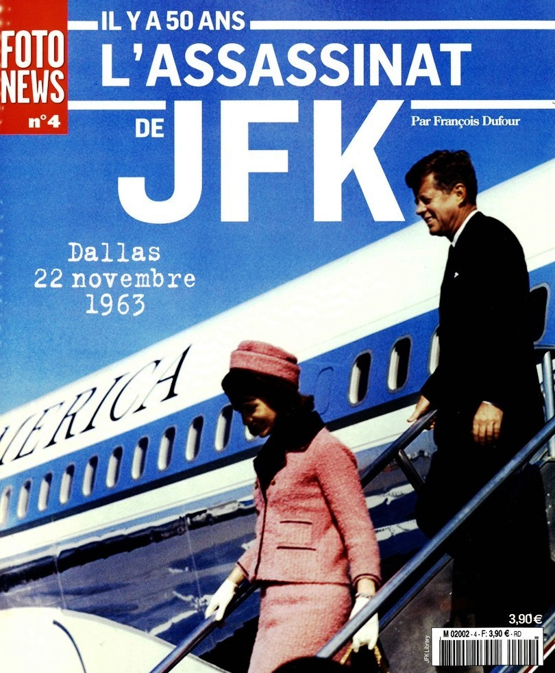Il y a 50 ans - L'assassinat de JFK