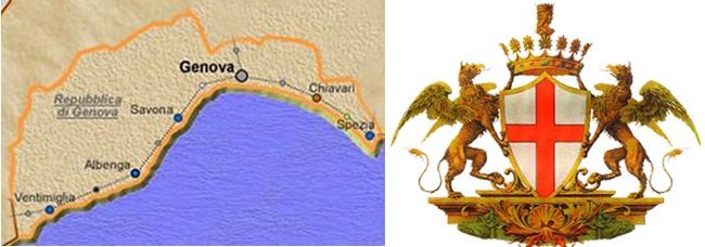 Repubblica di Genova - République de Gênes