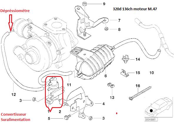 bmw e46 320d m47 an 2000   probl u00e8me de ralenti instable