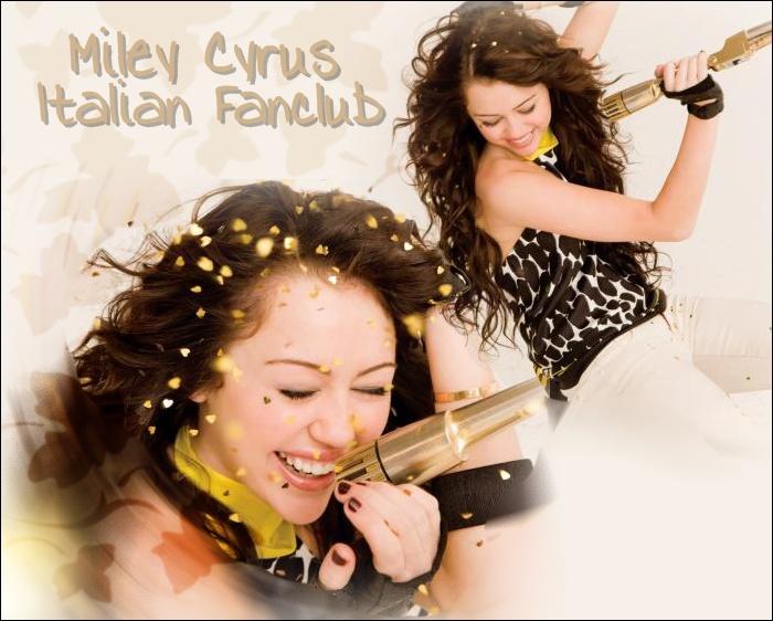 Miley Cyrus Italian Fanclub