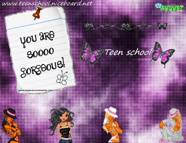 **Teen School**