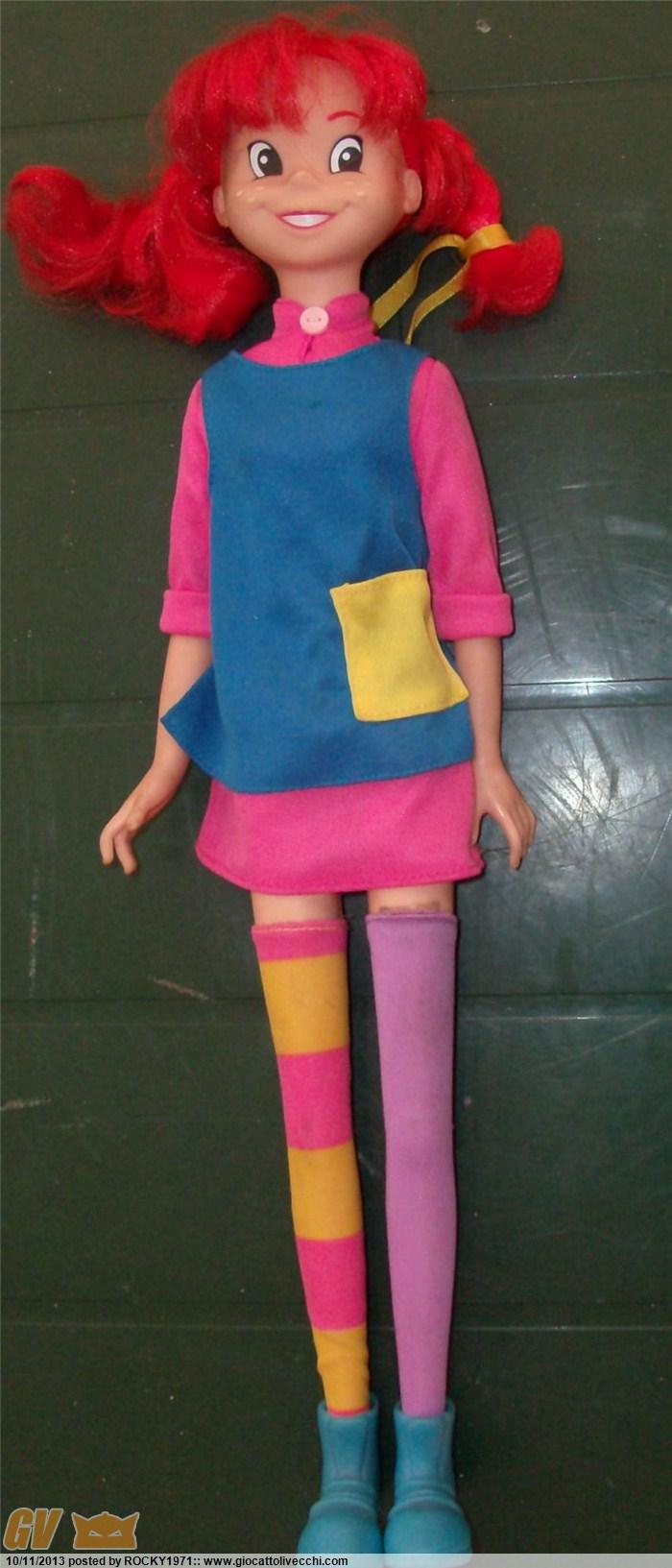 Pippi calzelunghe bambola pippi calzelunghe bambola social