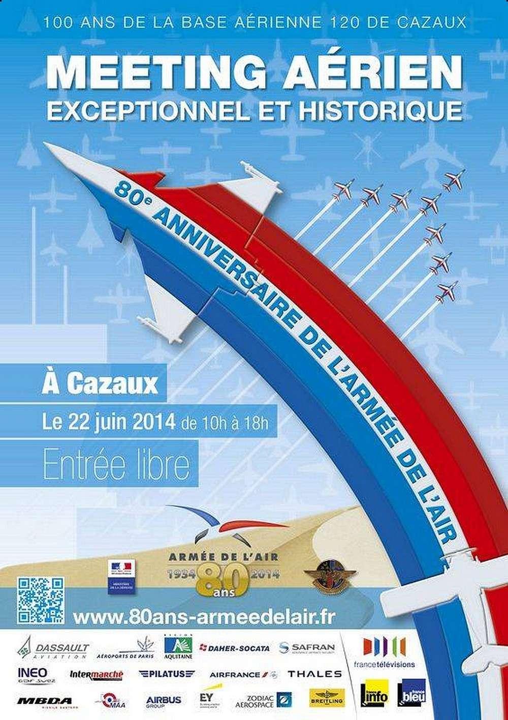 MNA CAZAUX 2014,Meeting Aerien BA-120 Cazaux 2014,80ans armée de l'air ,21 et 22 juin,Meeting Aerien 2014,Manifestation Aerienne 2014, French Airshow 2014