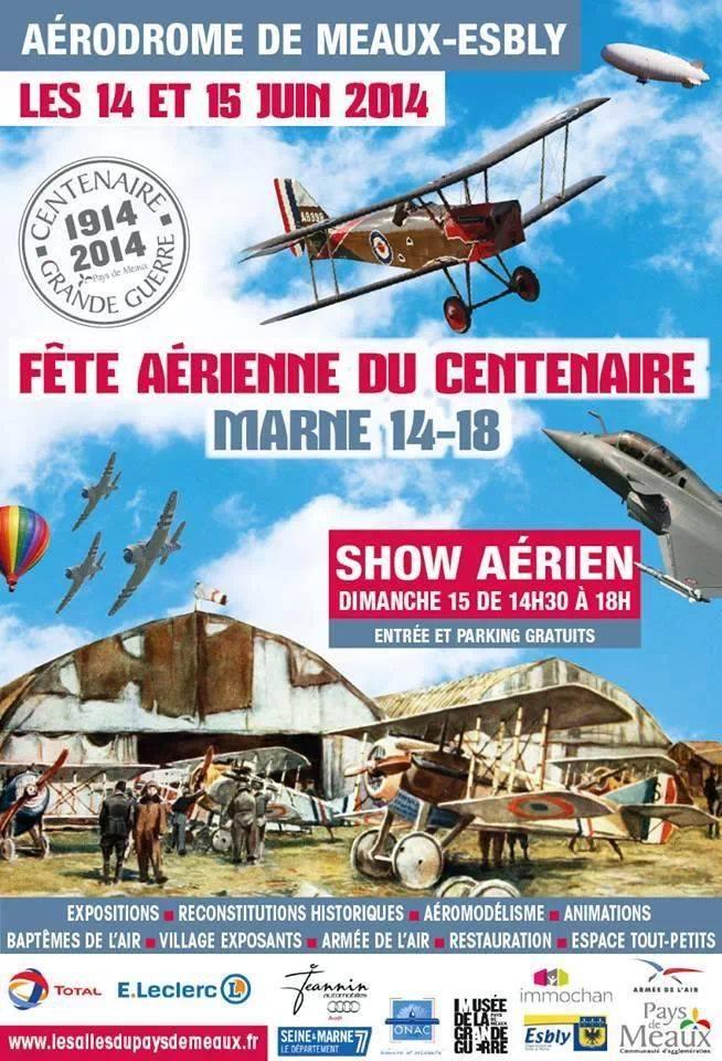 Aérodrome de Meaux-Esbly,l'association