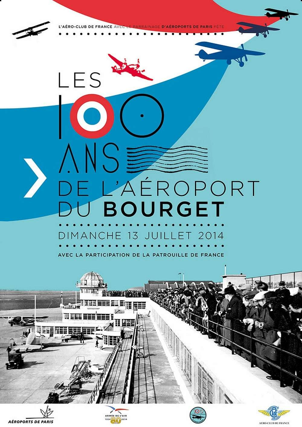 100 ans de l'Aeroport du Bourget , Meeting Aerien 2014,Manifestation Aerienne 2014, French Airshow 2014