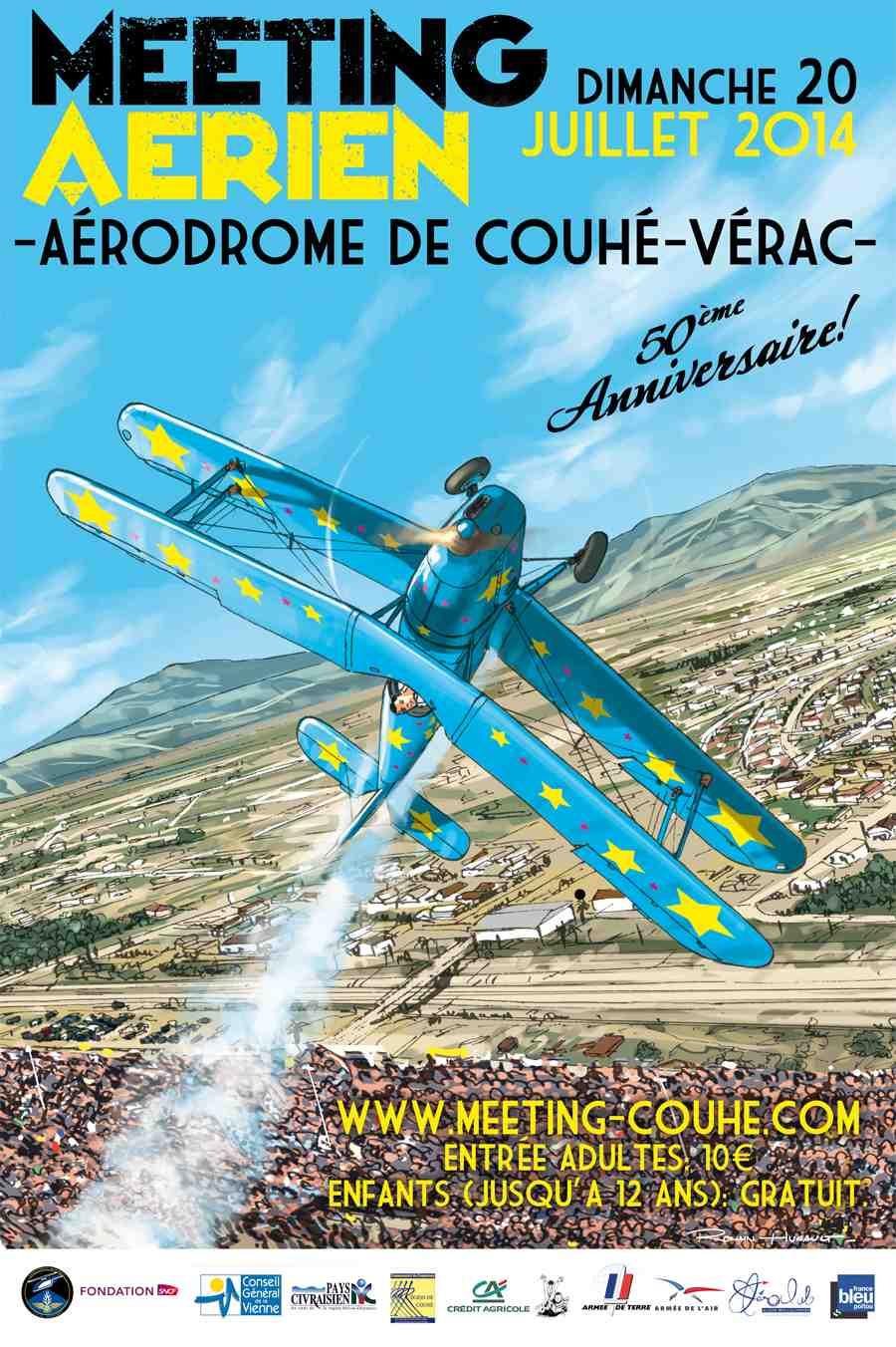 Couhé-Vérac , Meeting Aérien Couhé-Vérac 2014,Manifestation Aerienne 2014, French Airshow 2014