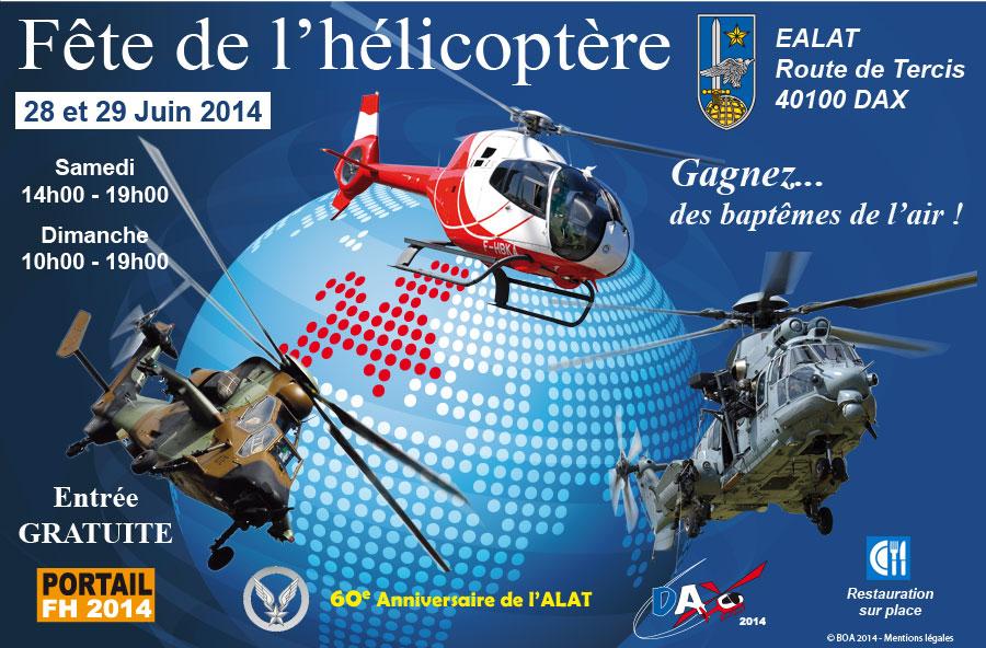 Dax fete de l'helicopter 2014,Meeting Aerien 60 ans ALAT EALAT 2014, ,Meeting Aerien 2014,Manifestation Aerienne 2014, French Airshow 2014