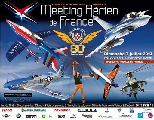 Meeting Aerien de France, Free flight world master 2013 valence, chabeuil,Free Flight World Masters