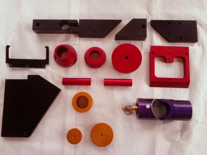 les colorants sont achet sur ebay aux us le jaune or le rouge et le violet le noir est de la nigrosine acid black 2 cens etre le colorant noir de - Colorant Pour Anodisation