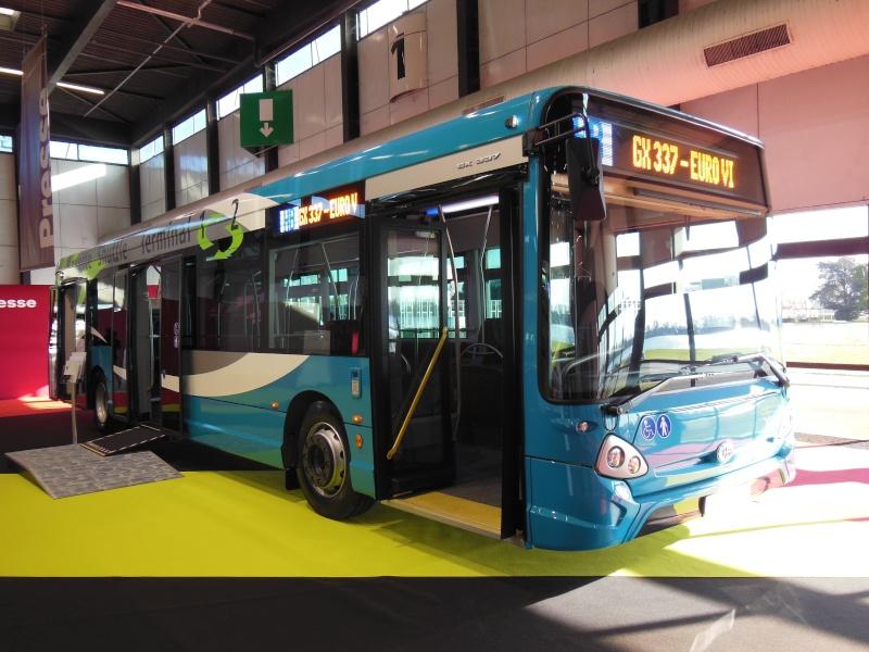 Salon de la mobilit bordeaux novembre 2013 for Bus mallemort salon