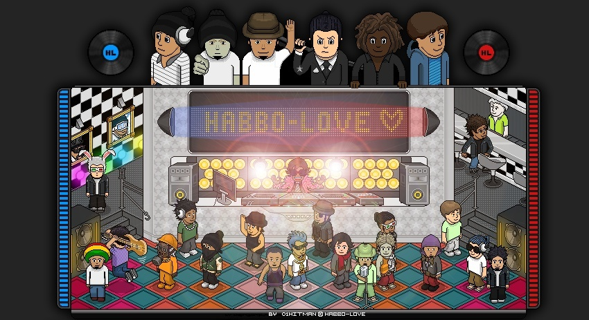 Habbo love