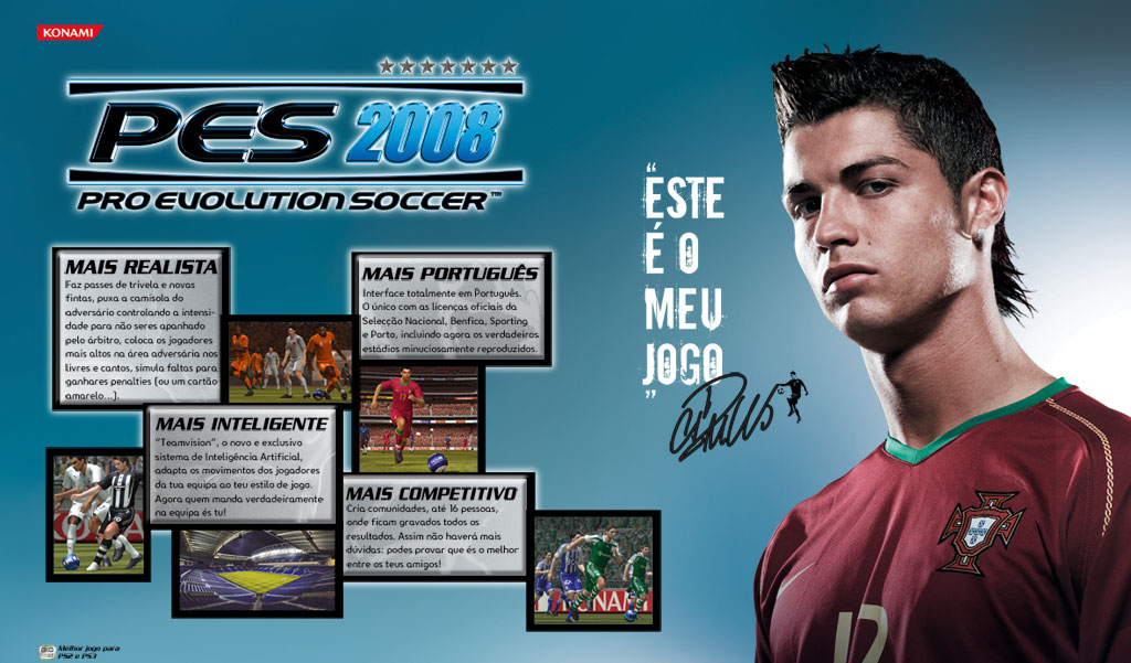 [Download] Pro Evolution Soccer 2008 [Completo/Full/Torrent]