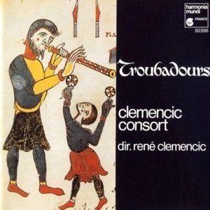 TROUBADOURS 1 CD
