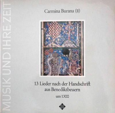 CARMINA BURANA II