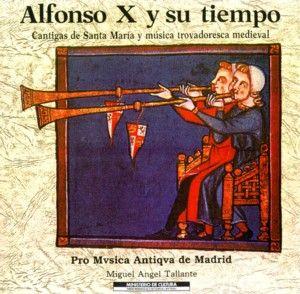 PRO MVSICA ANTIQVA MADRID