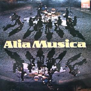 ALIA MUSICA - MARIO PAGANI