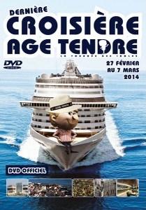 DVD souvenir dernière croisière age tendre