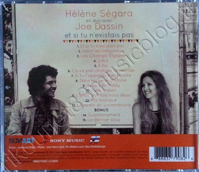 et si tu n'existais pas Hélène Segara