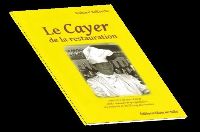 le livre de Jean Cayer