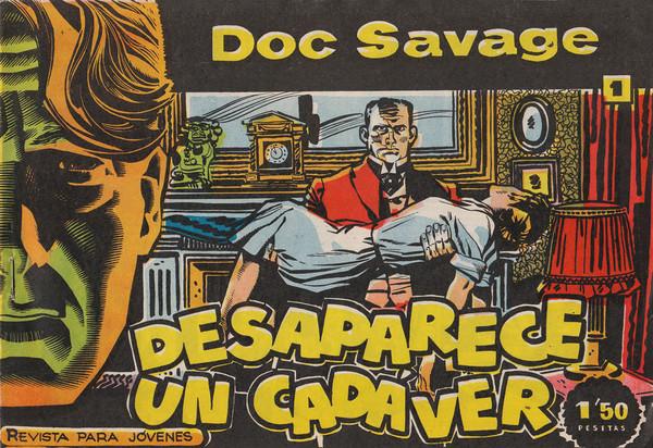 Doc Savage [1-9][C�mic][Espa�ol]