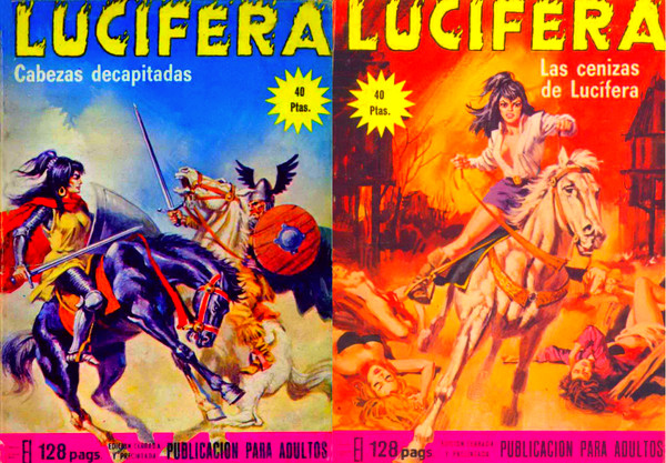Lucifera [13-14][Cómic][Español]