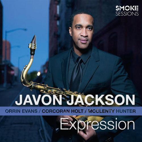 Javon Jackson - Expression (2014)
