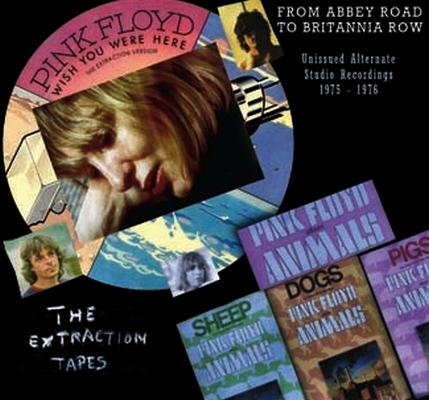 Pink Floyd - From Abbey Road to Britannia Row - The Extraction Tapes (2014)