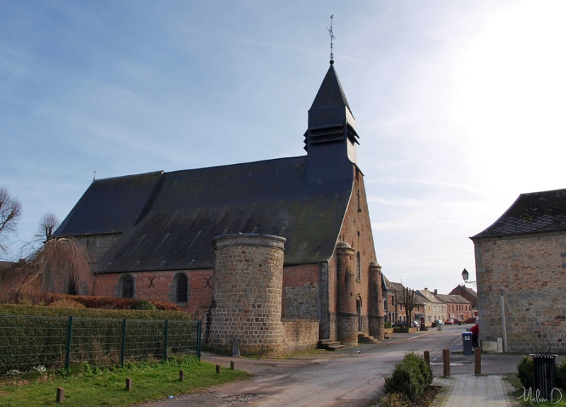 Eglise Saint-Jean - Liessies dans - - - Liessies p2243711