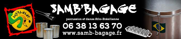 Samb'bagage Percussions et Danse - Le forum