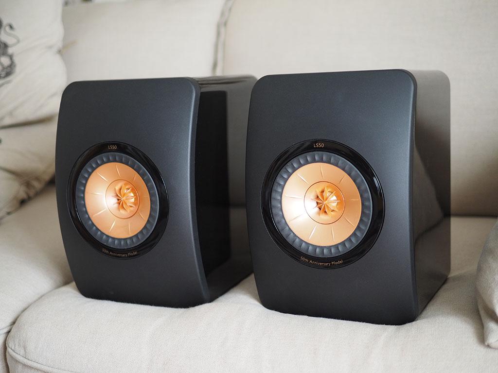 kef ls50 used sold. Black Bedroom Furniture Sets. Home Design Ideas