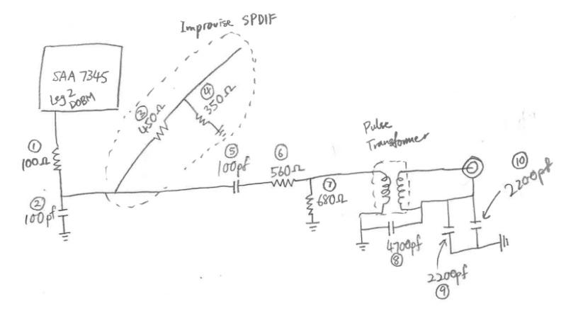pulse transformers spdif  aes-ebu - page 2