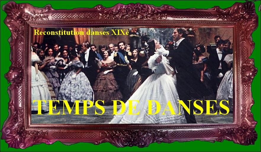 Temps de danses