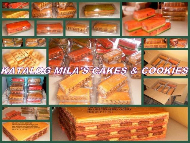 KATALOG MILA'S CAKES & COOKIES
