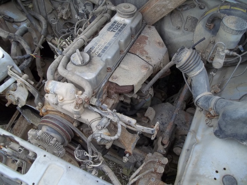 Restauration D 39 Un D21 Et Swapp Td27 Pickup Mania