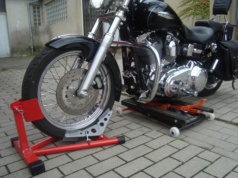 Leve Moto Pour Harley Davidson