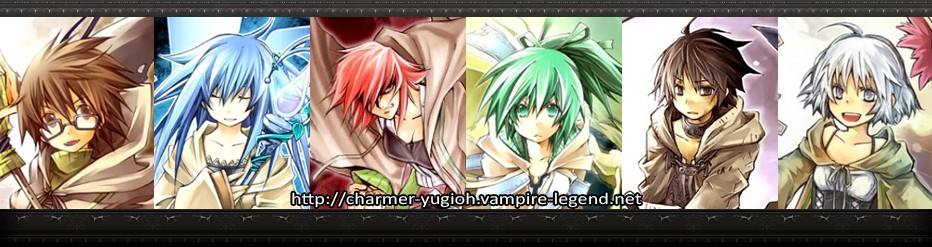 Charmers Yu-Gi-Oh!