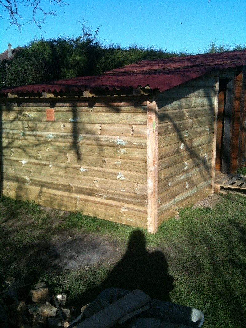Cabane de mes futur biquettes - La cabane de mes reves ...