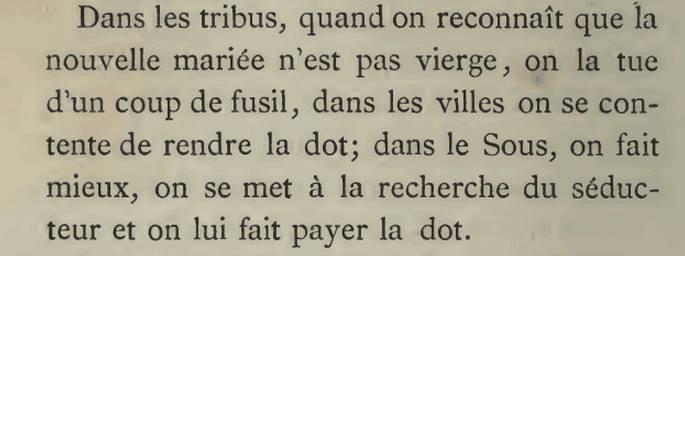 Extrait Du Livre Le Maroc Moderne De Jules Erckmann 1885