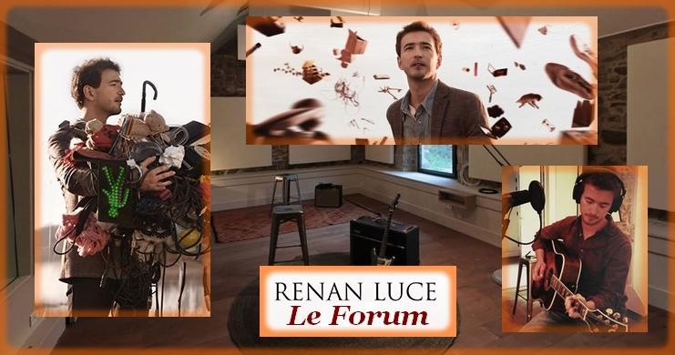 Renan Luce : Le Forum
